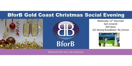 Gold Coast Christmas Social Event tickets
