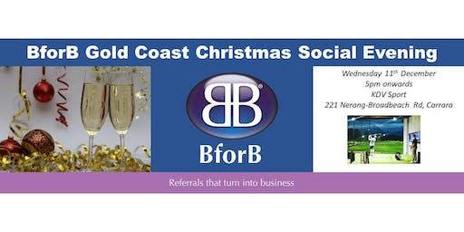 Gold Coast Christmas Social Event