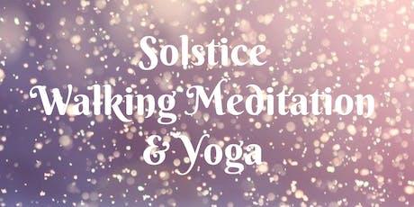 Solstice  Walking Meditation & Yoga in the Neighborhood of the Arts tickets
