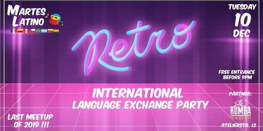 Martes Latino: Free language exchange party in Munich (100 - 120 people)