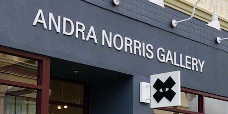 Andra Norris Gallery - Artist Reception / Rising Light tickets