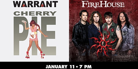 Williston Fun Bus - Warrant and FireHouse tickets