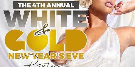 White and Gold New Year's Eve Party tickets