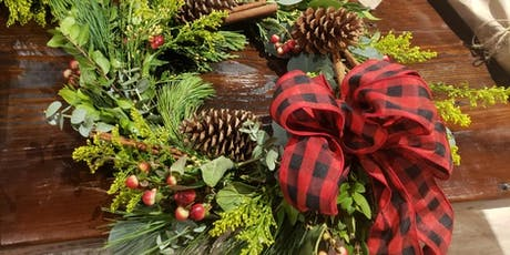 Wreath and Terrarium Workshop Sip, Laugh and Enjoy the moment! tickets