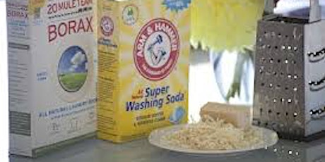 Barter Based Event - Make your own Laundry Soap and Spray Cleaners tickets