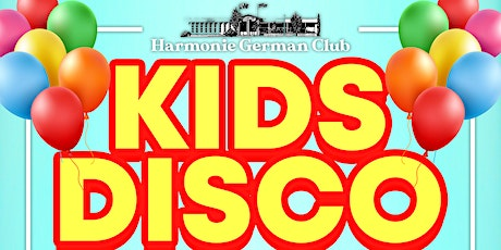Junior Groovers Disco 2020 tickets