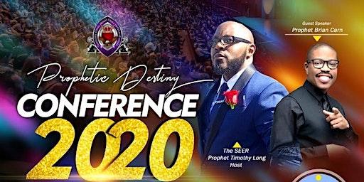 2020 Prophetic Destiny Conference