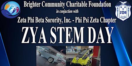 ZYA Stem Day  tickets