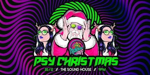Psychedelic Gaff #20 Psy Christmas w/ Sionnach