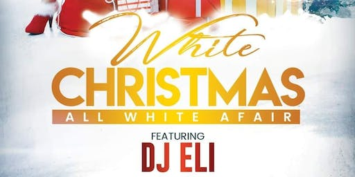 White Christmas All White Affair