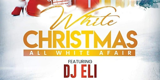 White Christmas All White Affair
