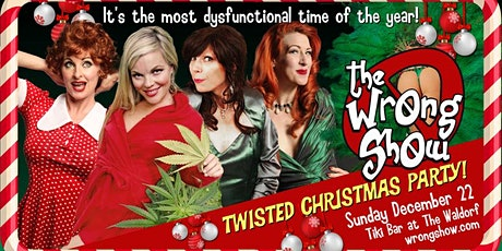 Twisted Christmas Party tickets