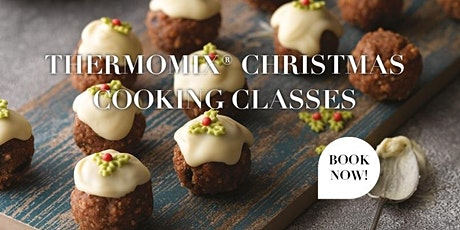 Thermomix® Christmas Cooking Class - Manchester Cooking Studio tickets