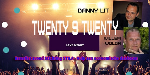 Twenty 9 Twenty - Live night benefiet