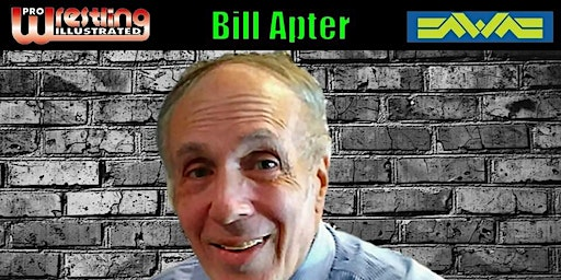 Bill Apter Superstars Fan Fest Rome GA