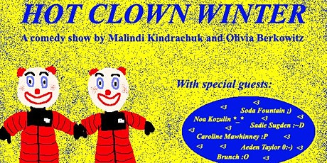 Hot Clown Winter - A Comedy Show tickets