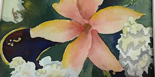 Watercolor Workshop Spring Session 2