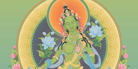 Attaining Fearlessness - 24 hour Tara chanting tickets