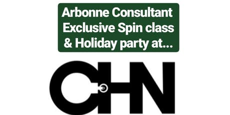 Arbonne Consultant Ride & Holiday Party at CycleHaus Nashville tickets