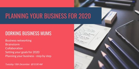 Planning For Your Business Success in 2020 tickets
