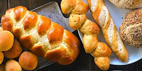 Baking Class: Bread Making 101 tickets