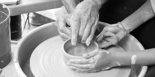 Six-Week Ceramics On The Wheel