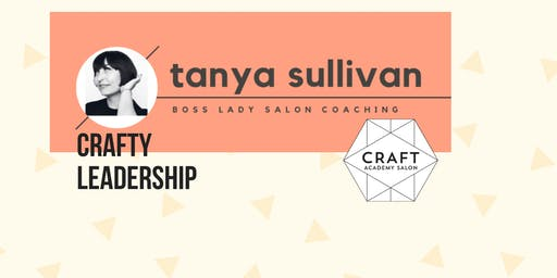 CRAFT OWNER & MANAGER SERIES  -  CRAFTY LEADERSHIP