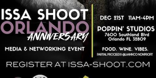 Issa Shoot Anniversary