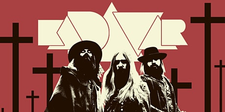 KADAVAR - For the Dead Travel Fast - Christchurch tickets