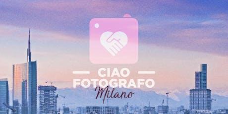 CIAO FOTOGRAFO Milano biglietti