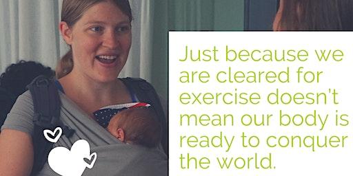 BIRTHFIT | Breath & Flow | Dr Julie