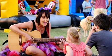 Summer Festival: The Magic of Music, Movement and Storytelling with Danibelle's Musicadium - All Ages Performance tickets