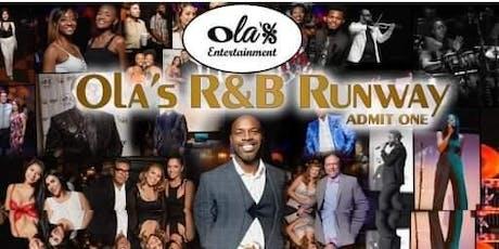Ola's R&B Runway New Years Edition tickets