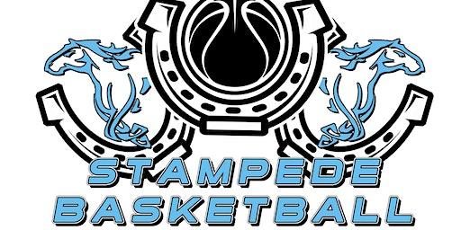 Boys Stampede Winter AAU Basketball 3rd-6th Grade Membership Fee 2020