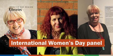 International Women's Day panel - North Lakes Library tickets