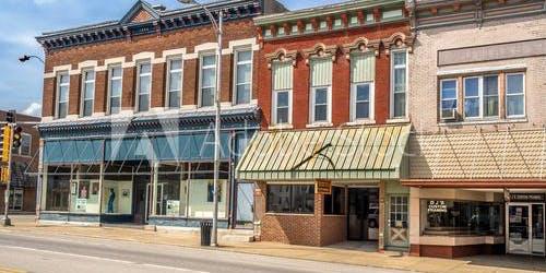 "(12/1/19 Update) Old Nat'l Rd  ""Neighborhood Business Saturday"" Gallery Hop"
