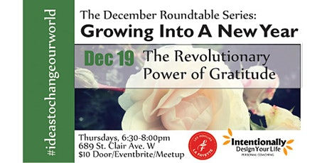The Revolutionary Power of Gratitude tickets
