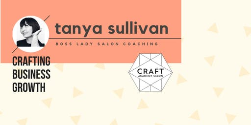 CRAFT OWNER & MANAGER SERIES - CRAFTING BUSINESS GROWTH