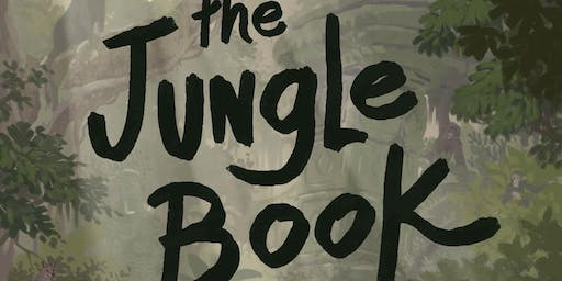 MP & MS presents Jungle Book on Saturday, Dec. 14th at 2pm
