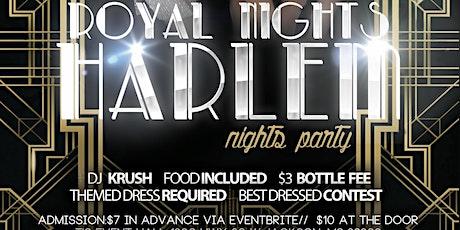 Royal Nights tickets