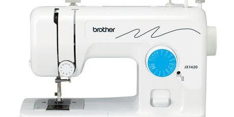 Sewing 101: learning the basics of the sewing machine tickets