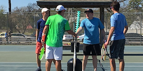 Mountaineer Abilities Tennis Tournament 2020 tickets