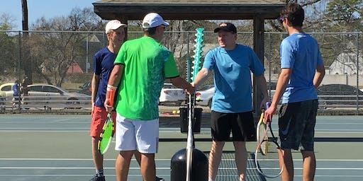 Mountaineer Abilities Tennis Tournament 2020