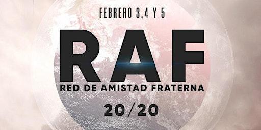 RAF 2020 (Red de Amistad Fraterna)