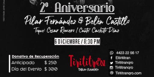 2° Aniversario del Tirititrán Tablao