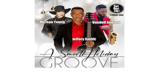 """A Smooth Holiday Groove """"A Winter White Affair"""""""