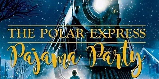 Polar Express PJ Party hosted by St. Michael's