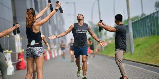 [RUN]Hong Kong lululemon Run Club - T.H.E. (Train Hard Everyday)