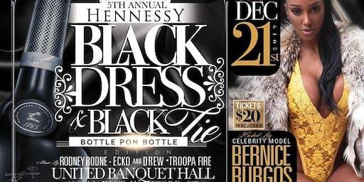 Hennessy black dress black tie! Hosting by Bernice Burgos