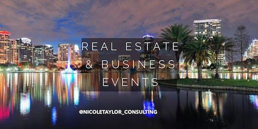 Miami, FL Real Estate & Business Event